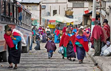 Discovery and Adventure Tour to Ecuador, including stops in Quito ...